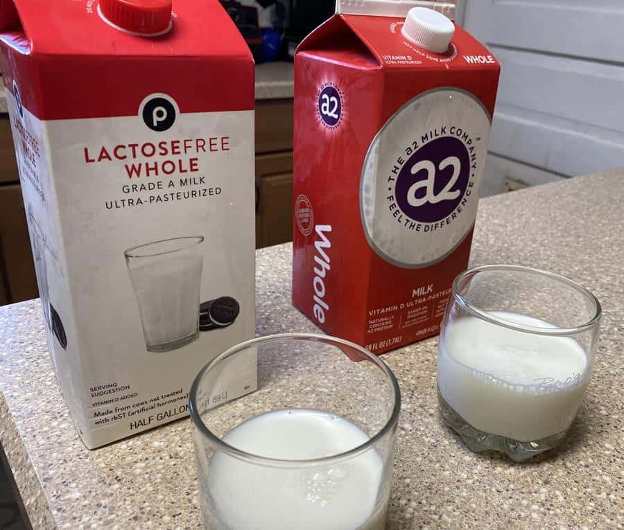 Milk Test!