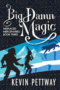Big Damn Magic Cover 200